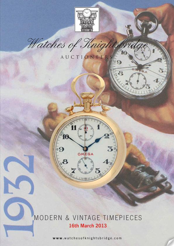 MARCH 2013 AUCTION CATALOGUE
