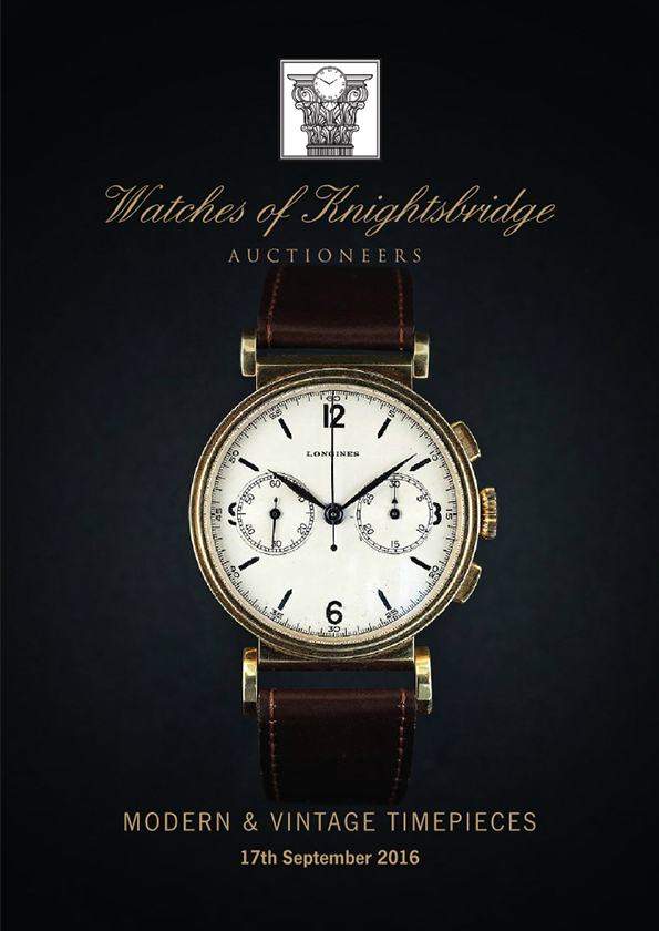 SEPTEMBER 2016 AUCTION CATALOGUE