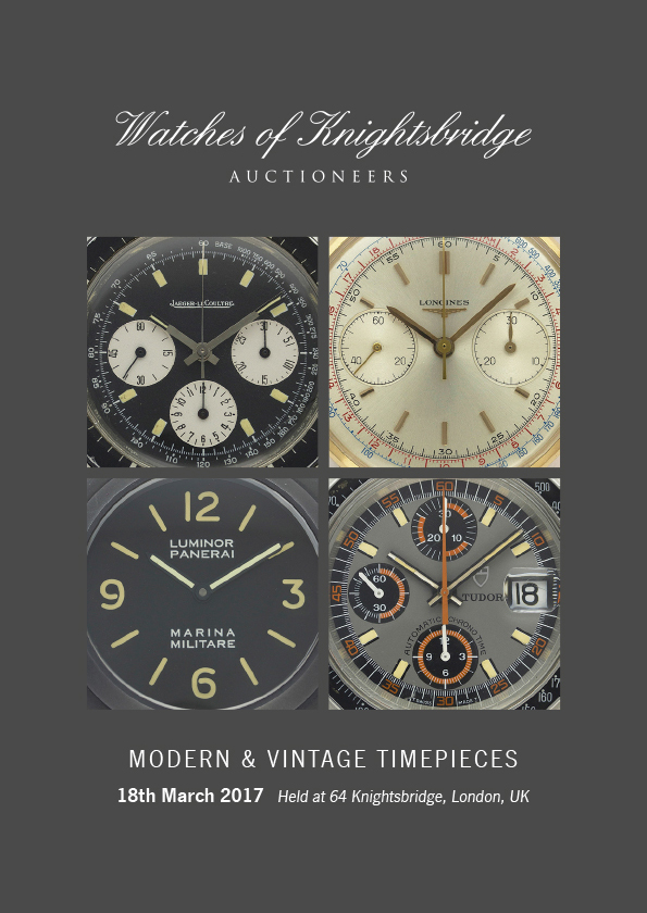 MARCH 2017 AUCTION CATALOGUE