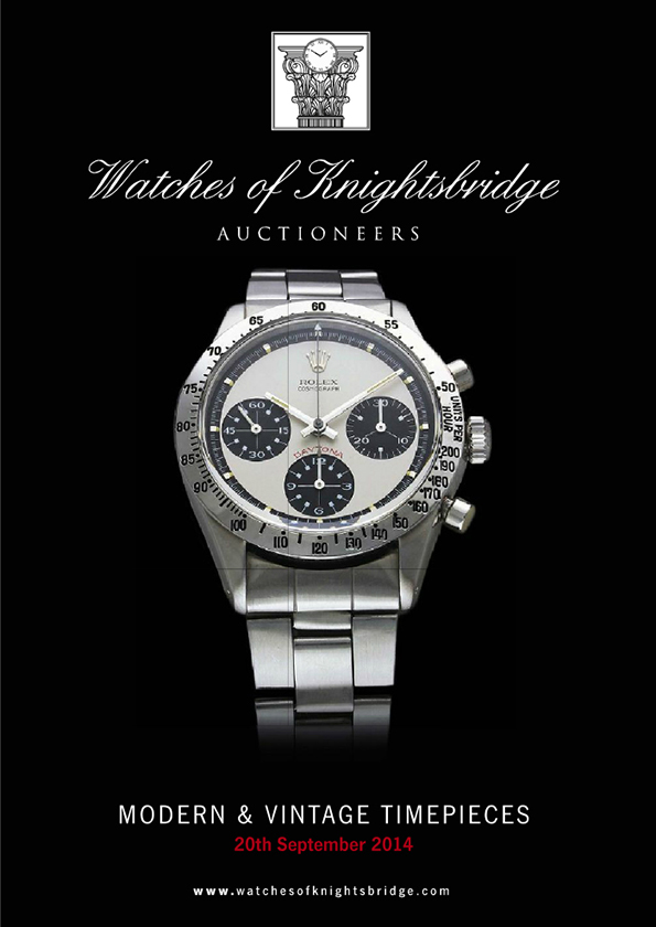SEPTEMBER 2014 AUCTION CATALOGUE
