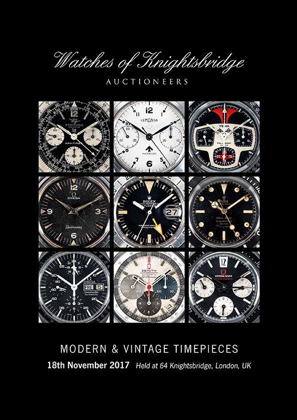 NOVEMBER 2017 AUCTION CATALOGUE