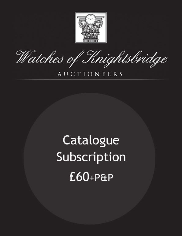 AUCTION CATALOGUE SUBSCRIPTION